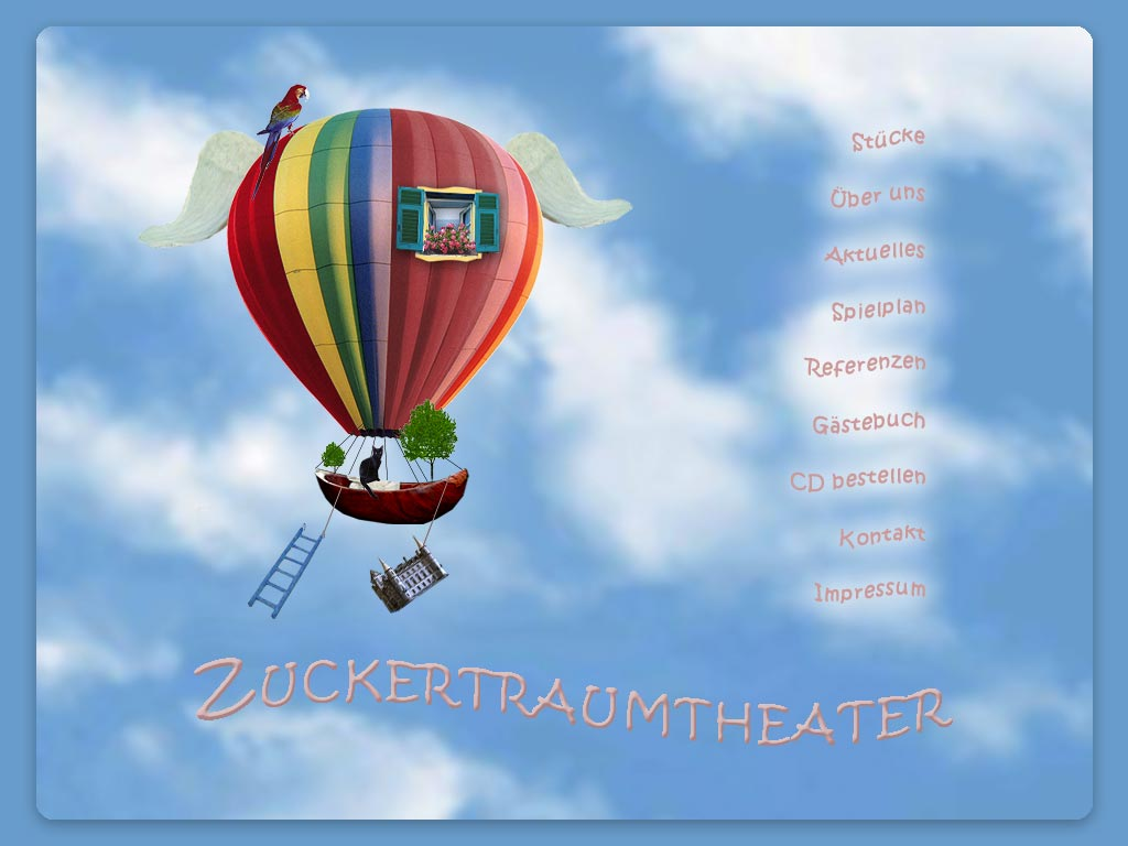 Zuckertraumtheater